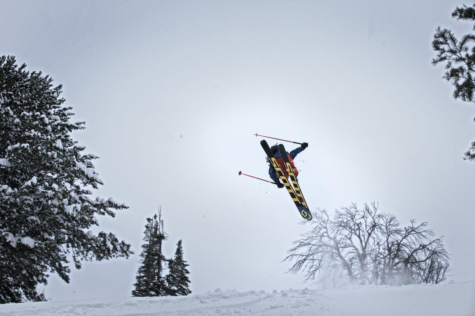 Ski SCRAPPER 115